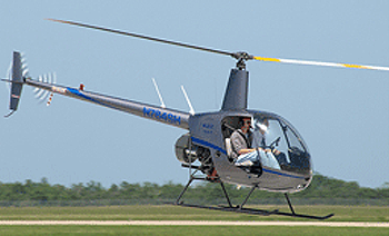 Robinson helicopter lease