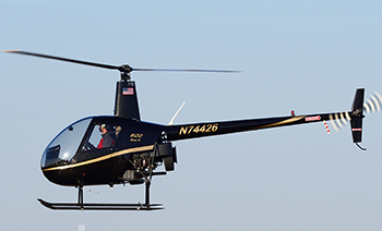Helicopter lease for flight schools