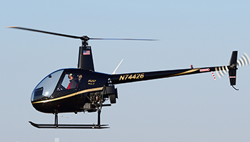 Helicopter leasing program